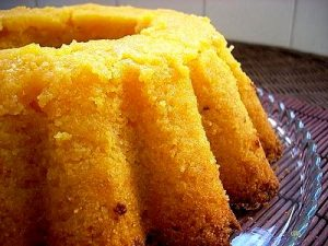 receta bizcocho de limón esponjoso