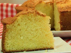bizcocho de limon sin azucar (light, para diabeticos,)